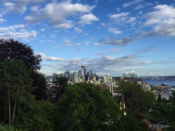 Stunning in Seattle