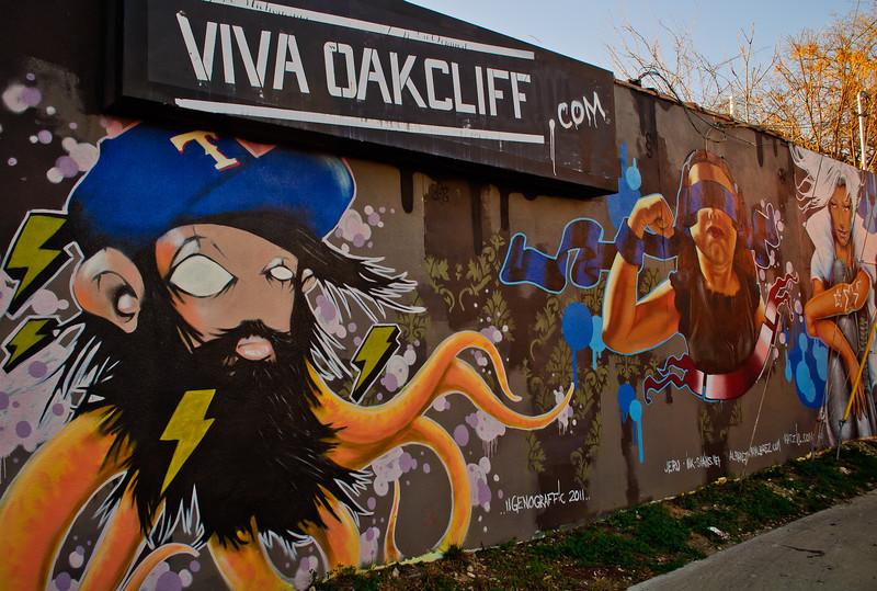 Viva Oak Cliff