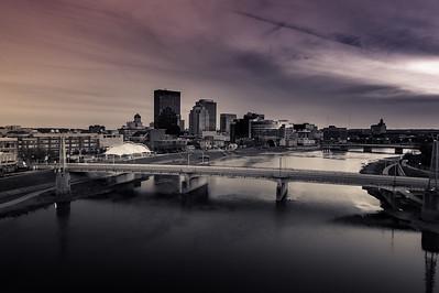 Downtown Monochrome