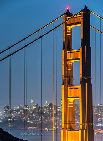 The Bridge and The City.