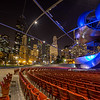 Pritzger Pavilion, Chicago, Illinois (November 2016)