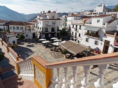 Sayalonga, España.