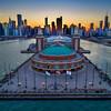 Navy Pier, Chicago, Illinois (March 2018)
