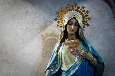 Nuestra Señora de La Poveda, Villa del Prado, España.
