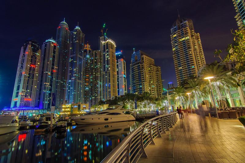 Dubai Marina - Dubai, United Arab Emirates