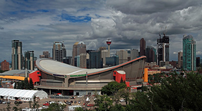 The Saddledome