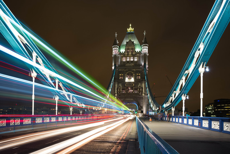 Lights of Tower Bridge