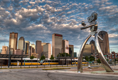 The Traveling Man - Dallas, TX