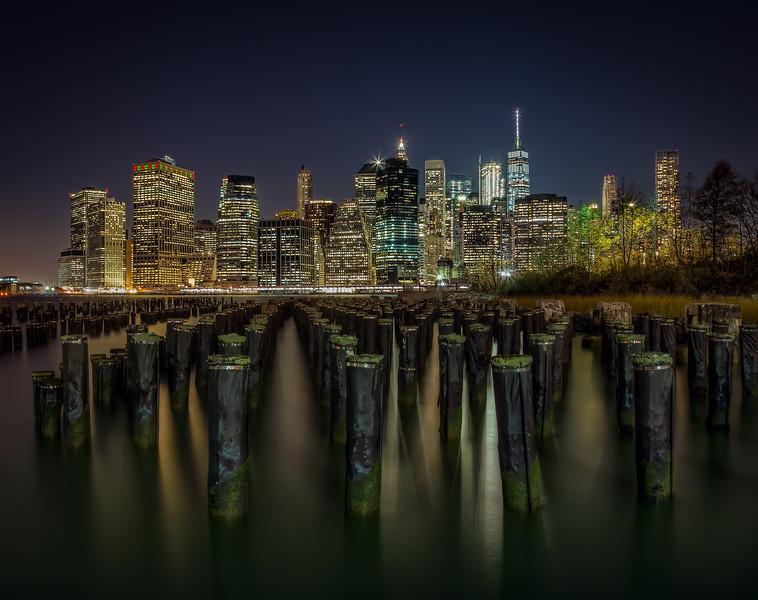 Downtown Manhattan, New York (December 2016)