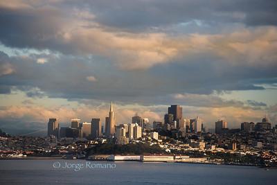 San Francisco After Storm.