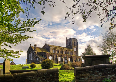 Mottram Church, Greater Manchester