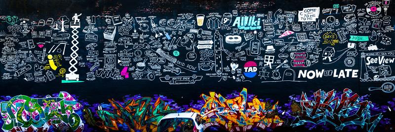 Vain Wall in Seattle