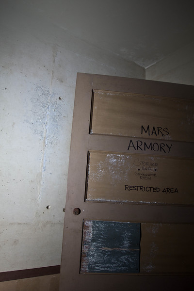 The Armory ...