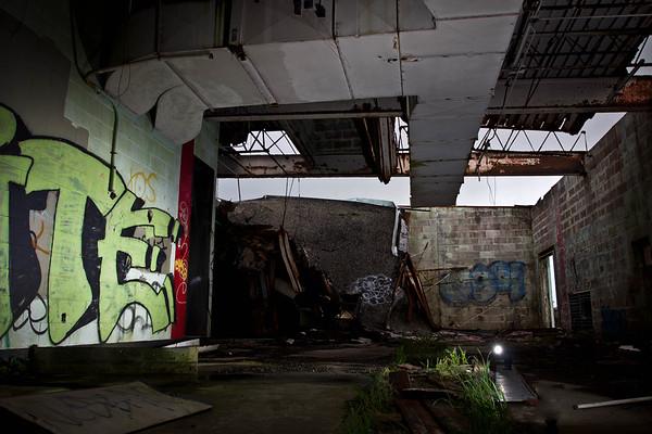 Nike SF-59 - Urban Exploration