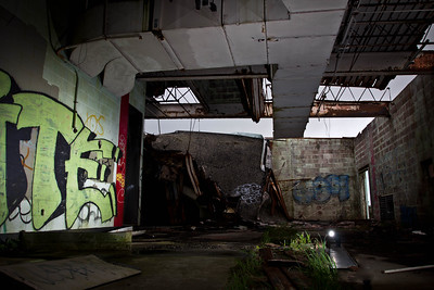 Nike SF-59 - Urban Exploration