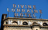 Divine Lorraine Hotel, Phila., PA.  15 Jan 2012.