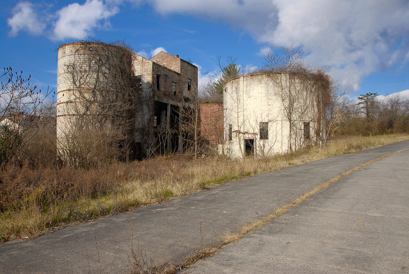 Linfield Industrial Park.  Linfield, PA,  10 Dec 2011.