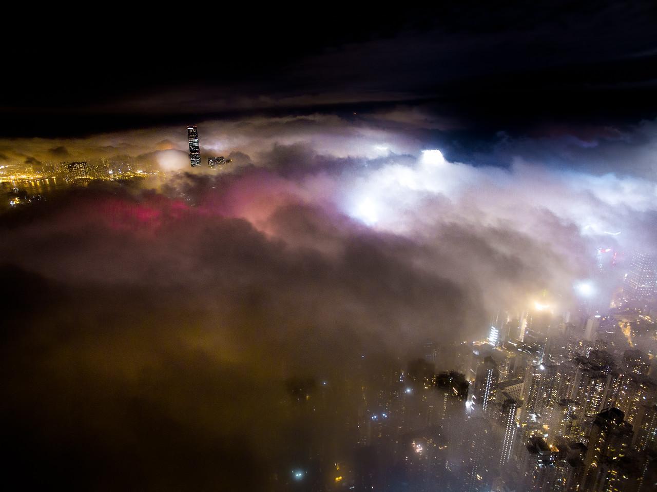 Urban Fog #05