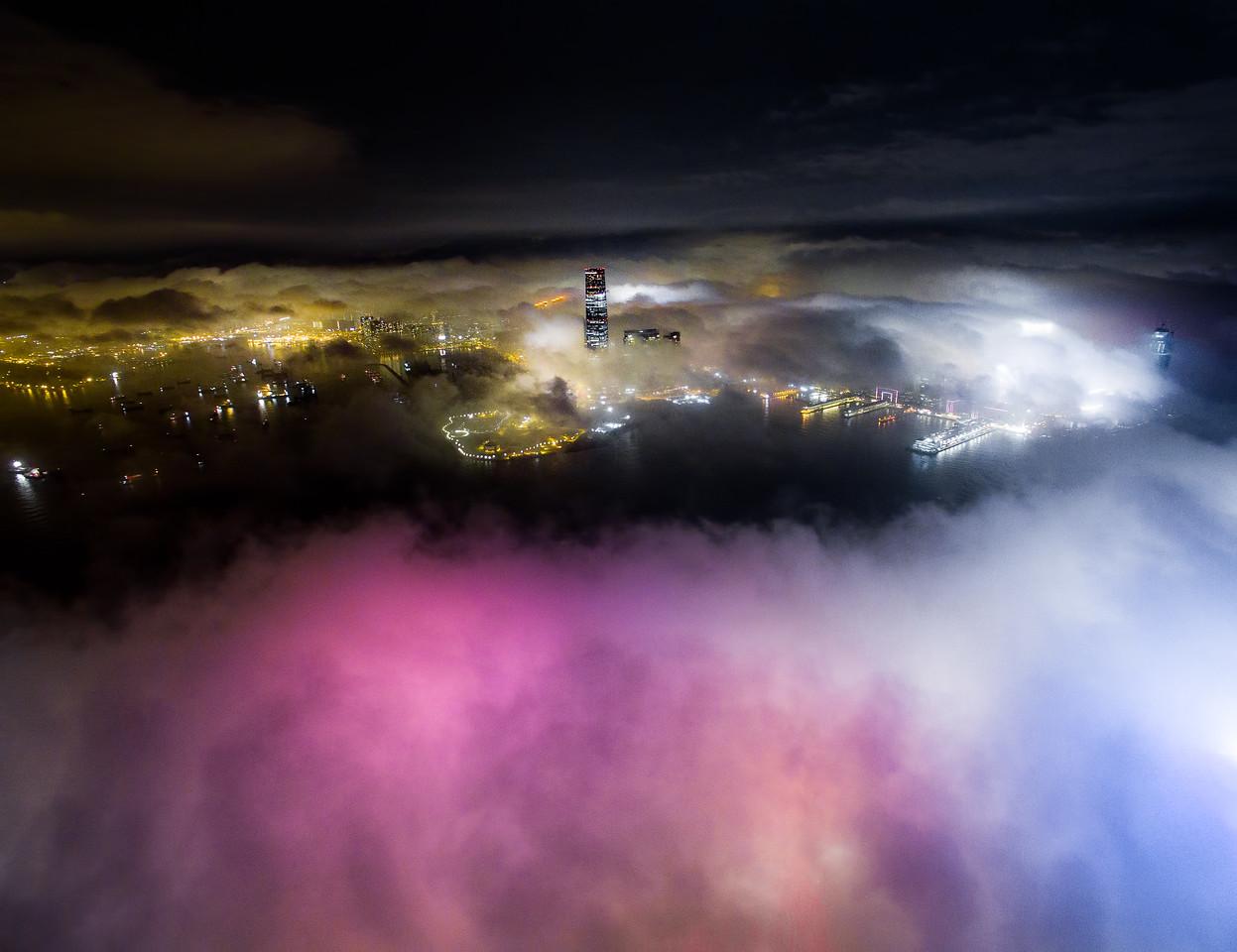 Urban Fog #04