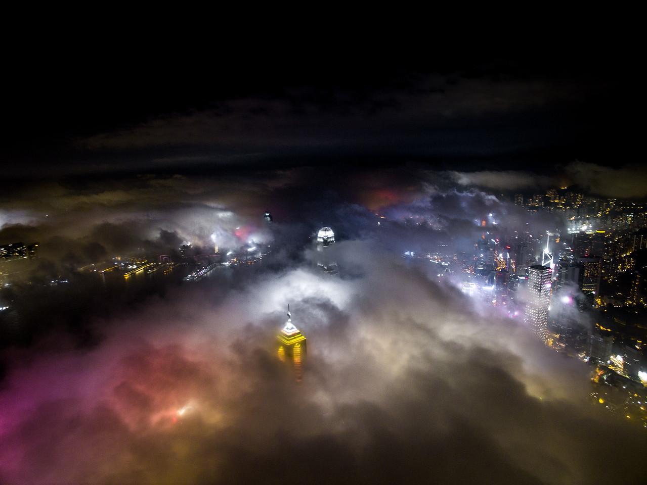 Urban Fog #06