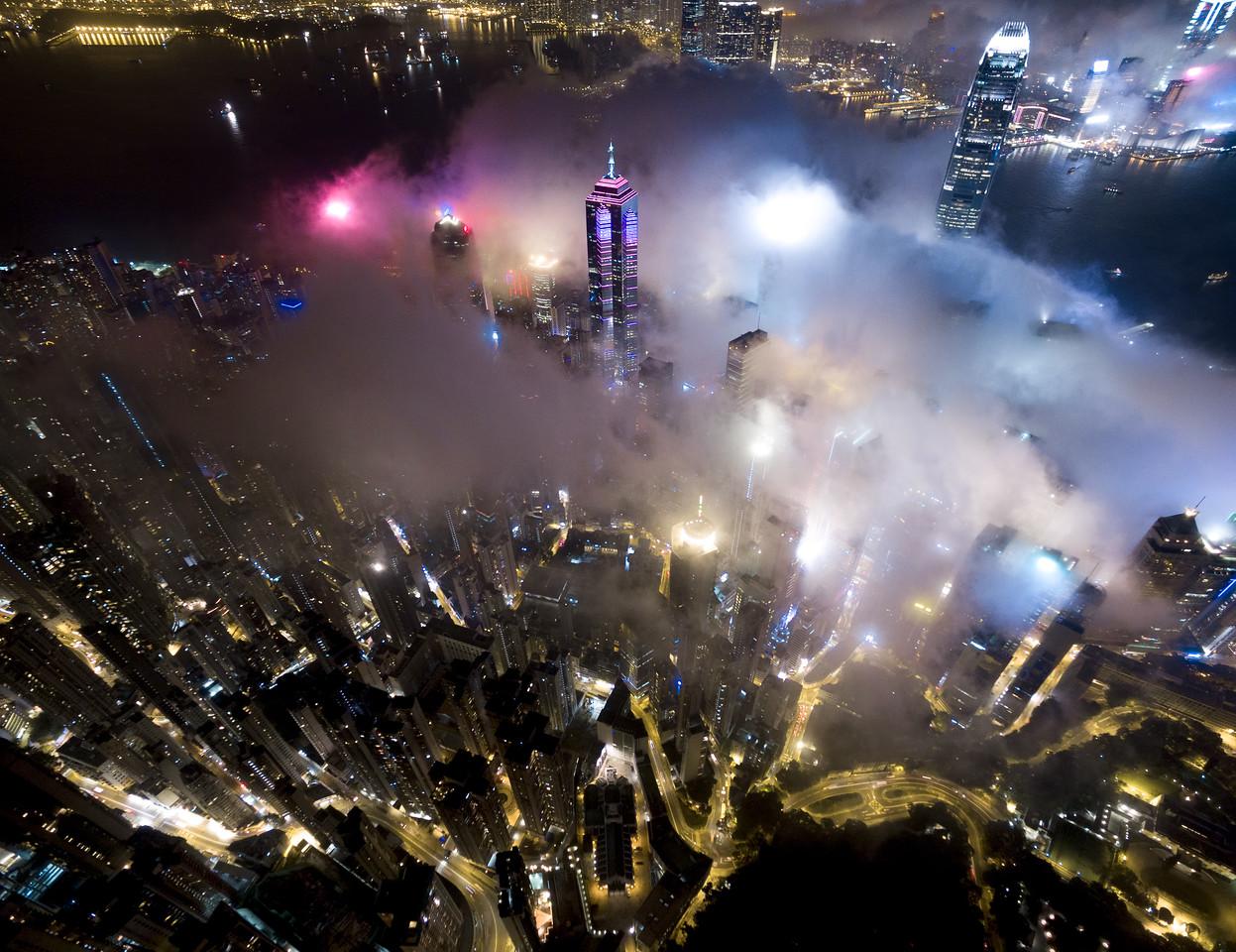 Urban Fog #02
