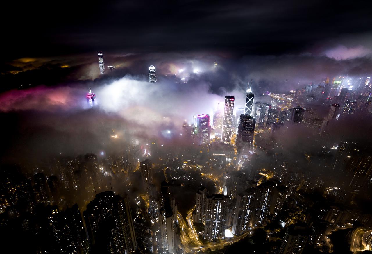 Urban Fog #07