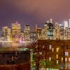 Lower Manhattan City Lights
