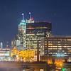 Glow of Downtown Newark