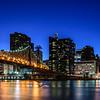 Queensboro Bridge + Lenox Hill + Blue Hour