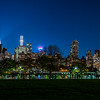 Midtown East River Skyline