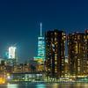 Lower Manhattan viewed from LIC