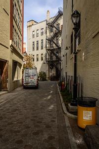 Mill Street Alley