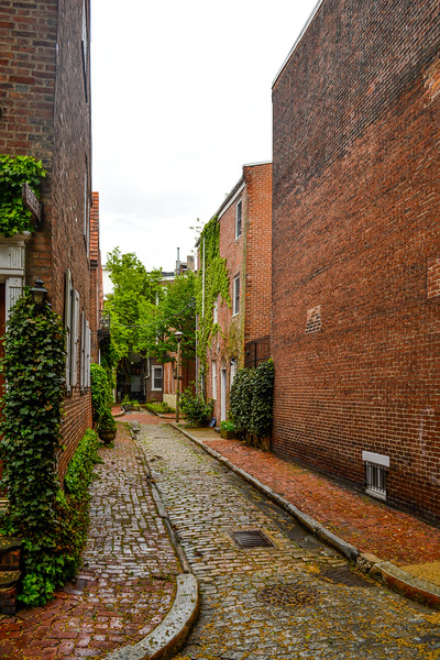 Back Alleyways and Side Streets