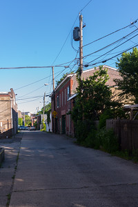 Mill Hill Back Alley