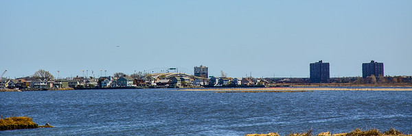 Houses on the Bay
