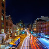 14th Street Light Trails