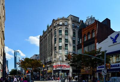 Busy Fulton Street