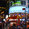 7th & 42nd Street in Times Square