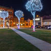 Court House Square Christmas Lights