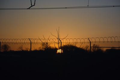 Razor Sunset