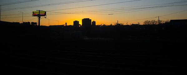 Weequahic Sunset