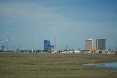Wetlands , Wind Turbines and Casinos
