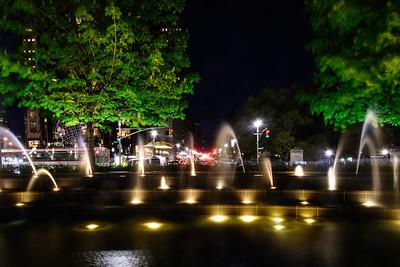 Circle Fountains