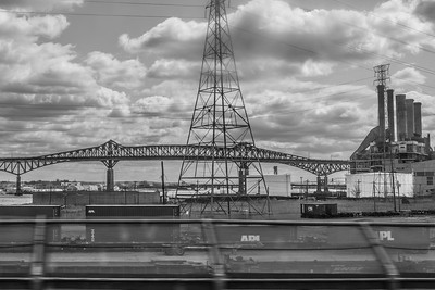 Industrial Kearny Landscape