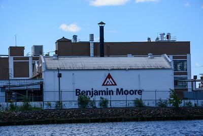 Industrial Shores of Newark