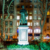 President Chester A. Arthur Statue