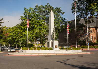 Englewood Veterns Roundabout