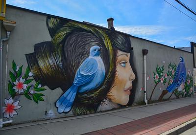 Downtown Asbury Park Mural