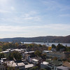 Overlooking the Little Italy Section of Poughkeepsie