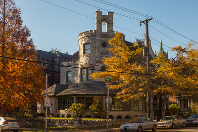 Autumn Colors of Squirrel Hill